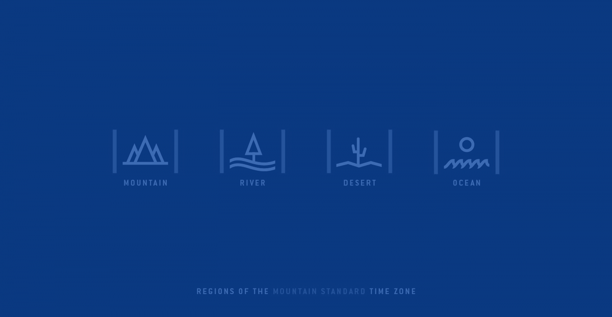 Mountain Stand icons